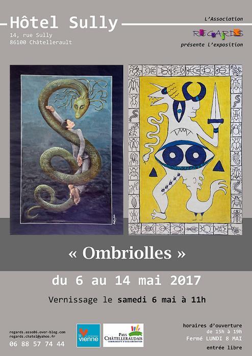 Affiche des Ombriolles