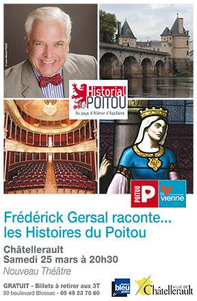 visuel conférence Histoire en Poitou