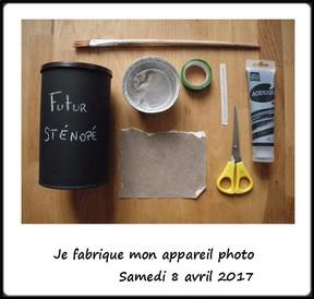 photo outils de préparation
