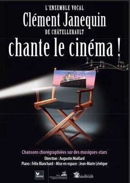 Affiche L'ensemble Clément Janequin chante le cinéma